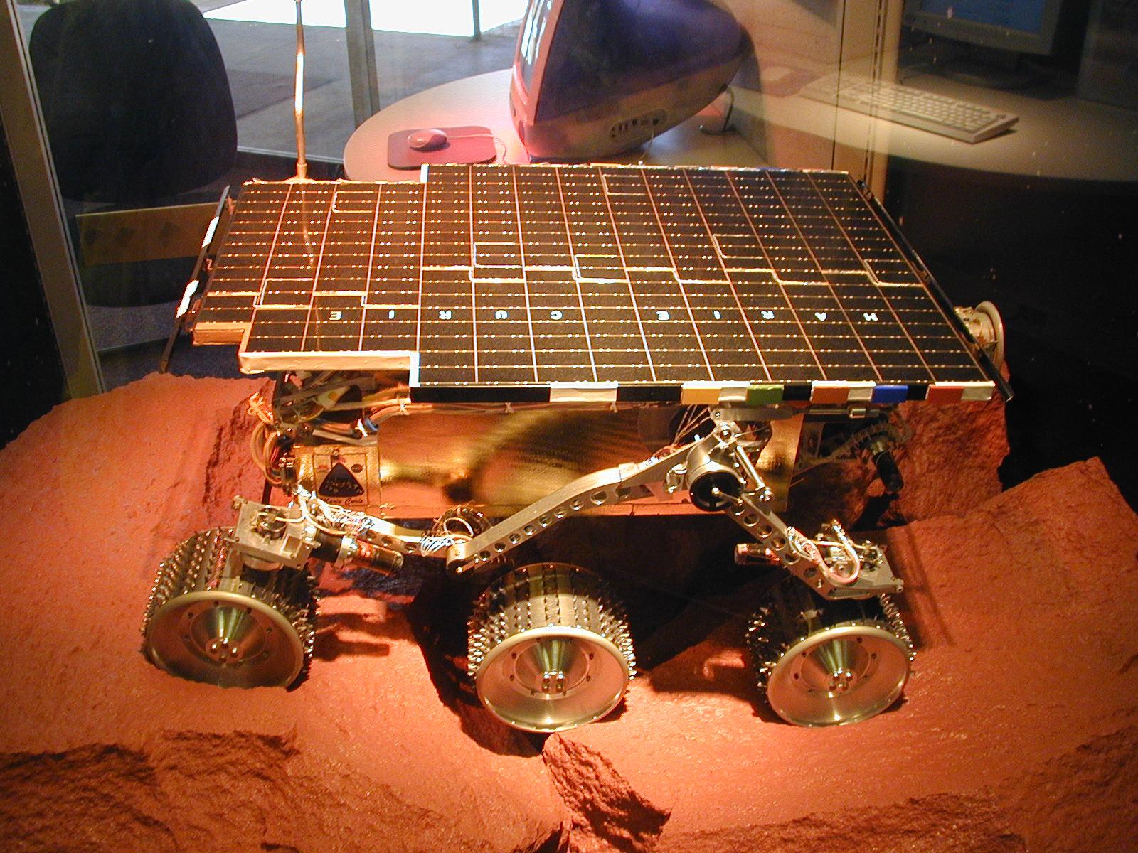 mars rover kit - photo #23