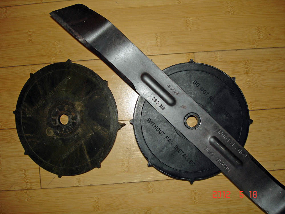 Black And Decker Lawn Mower Part