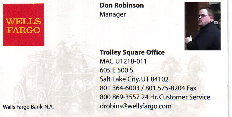 Wells fargo seems mean it seems to hate its customers for Wells fargo business cards